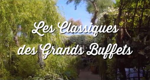jardin restaurant narbonne Grands Buffets
