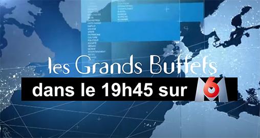 Les Grands Buffets 19h45 M6