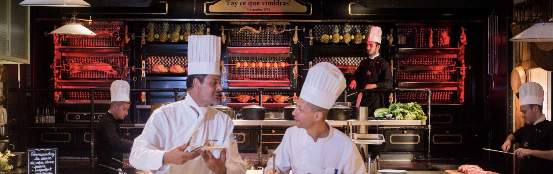 Rotisserie restaurant Grands Buffets
