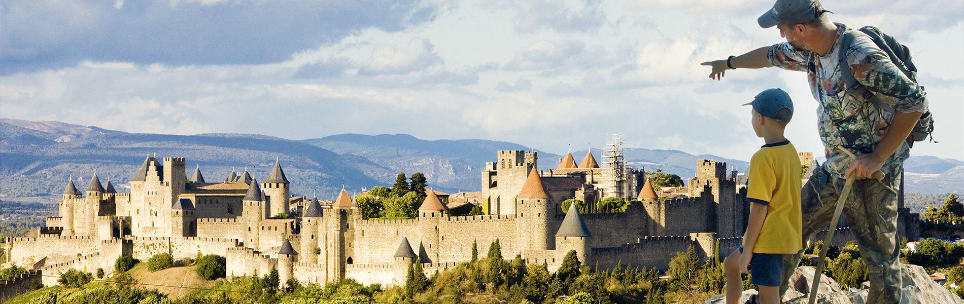Ciudad de carcassonne