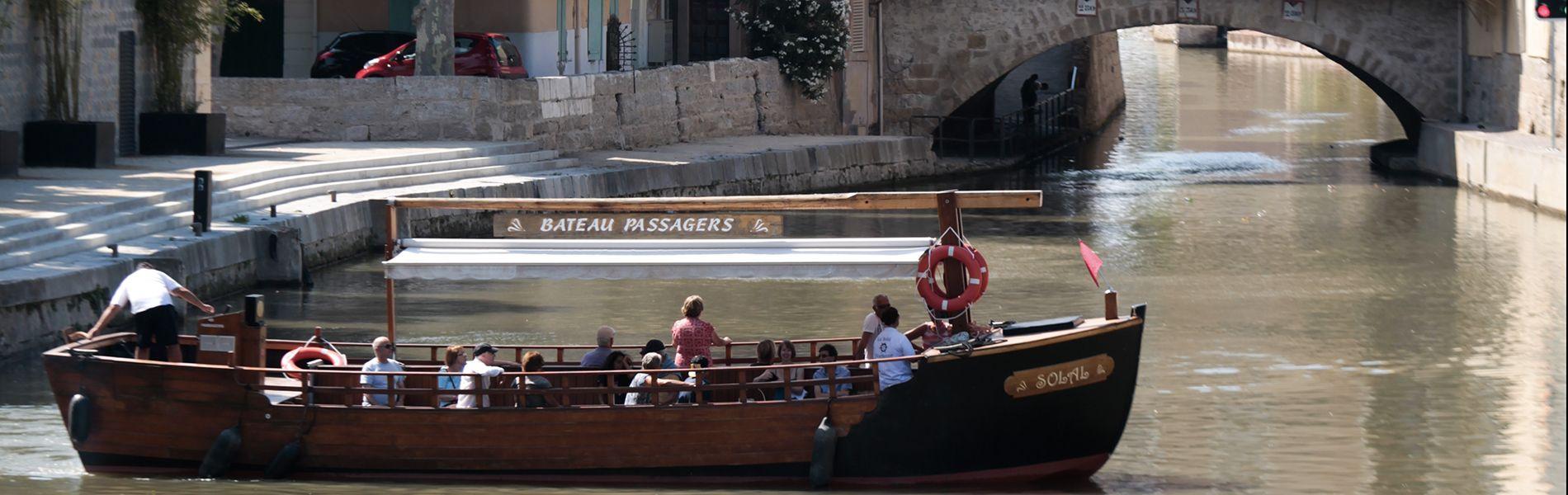 Le tourisme en pays Narbonnais