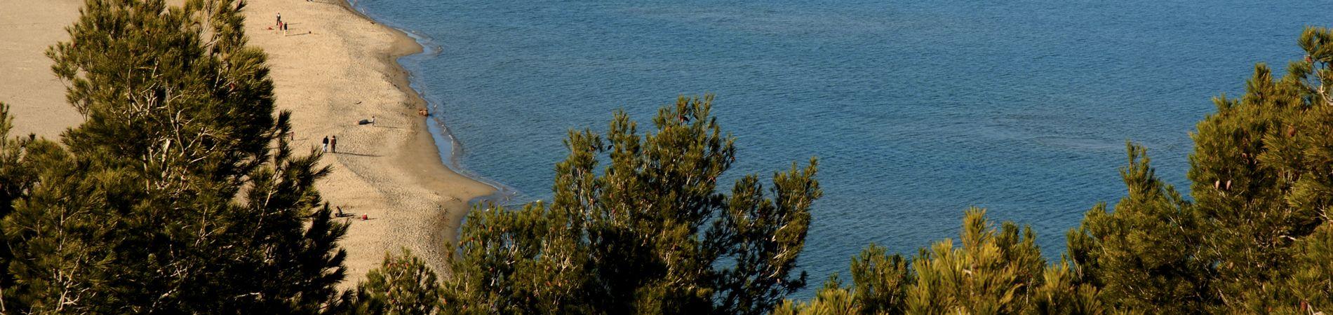 Le littoral du Grand Narbonne