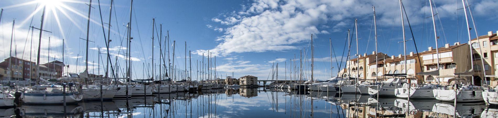 Le port de Leucate