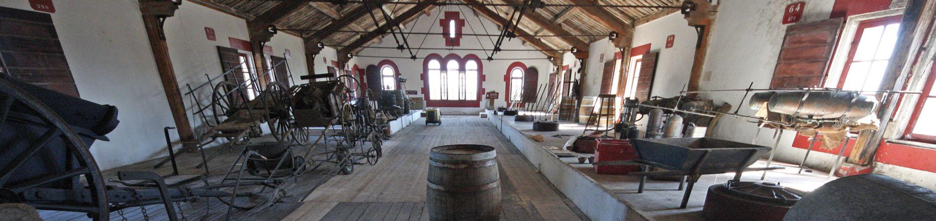 La habitación del Chateau Ventenac