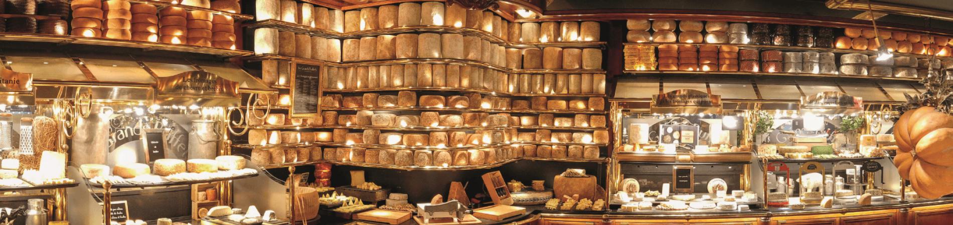 Record Guinness du plus grand plateau de fromages au monde