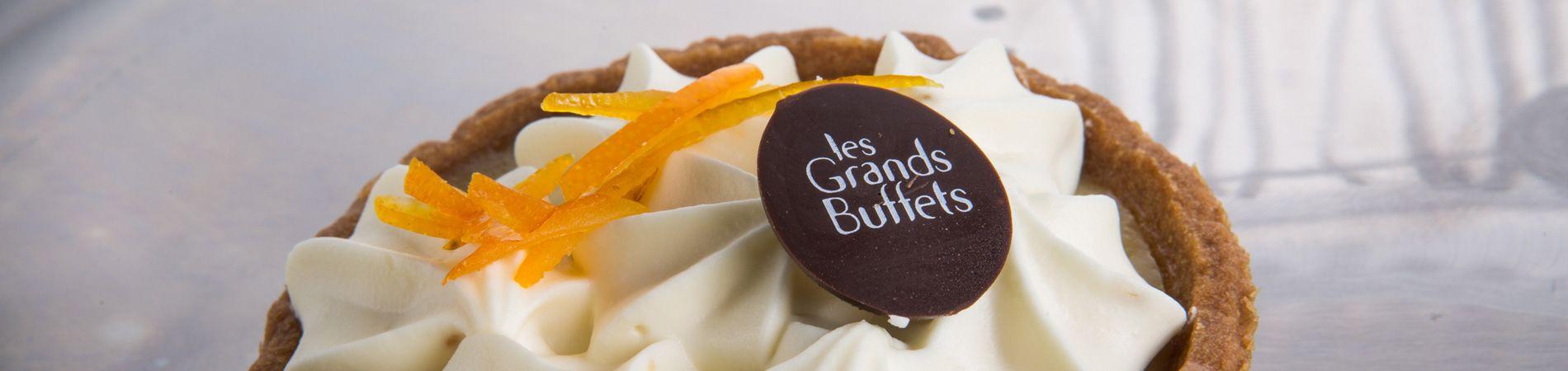 Les desserts des Grands Buffets