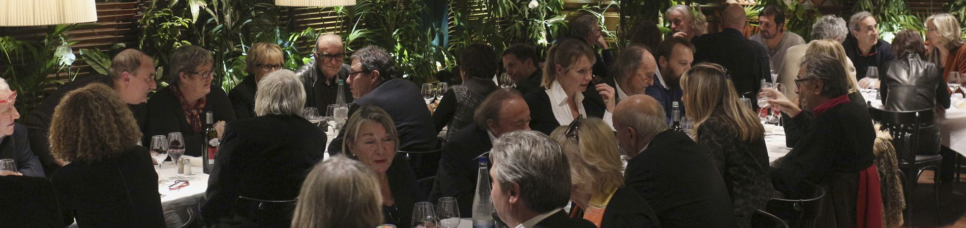 La convivialité du restaurant les Grands Buffets