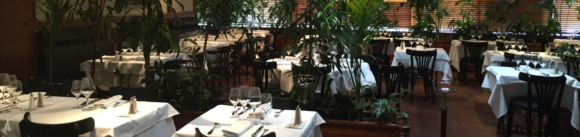 Las artes de la mesa en Les Grands Buffets.