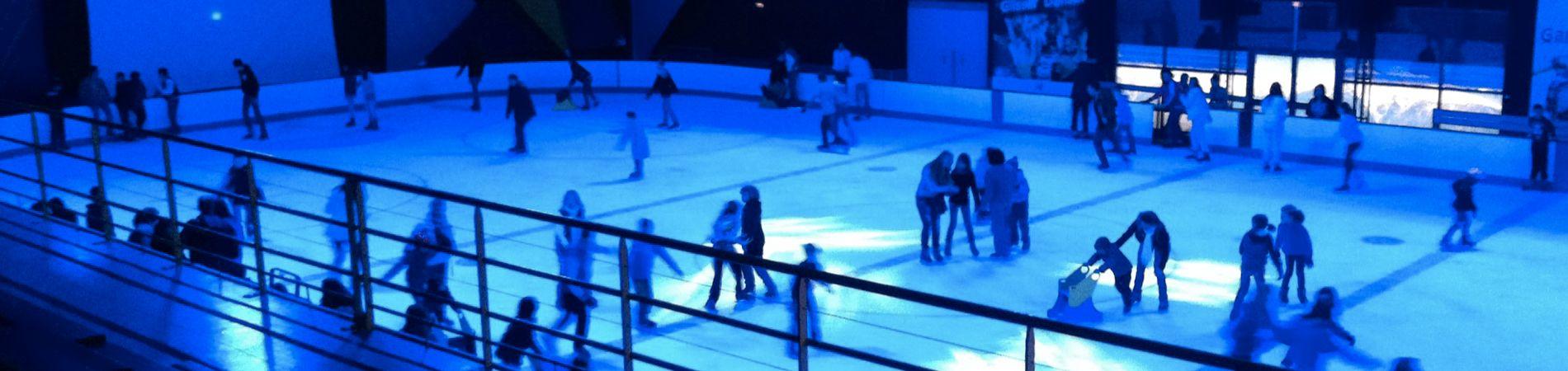 La patinoire de Narbonne