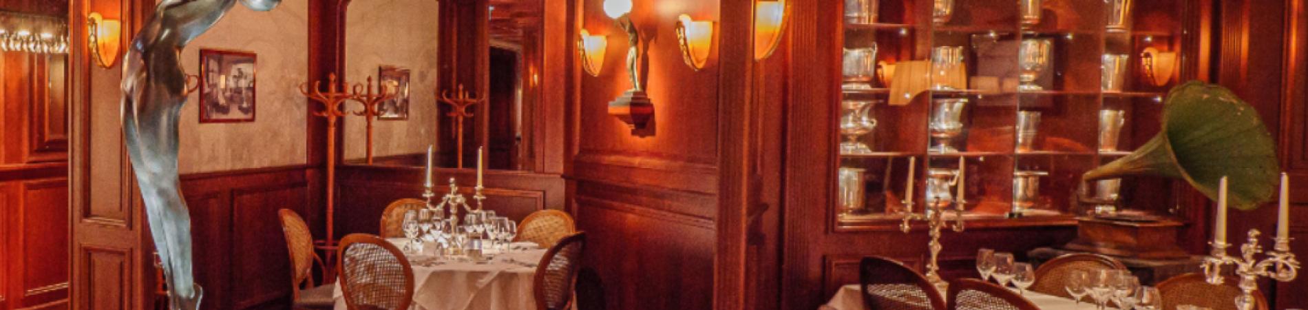 La salle à manger Max Le Verrier des Grands Buffets