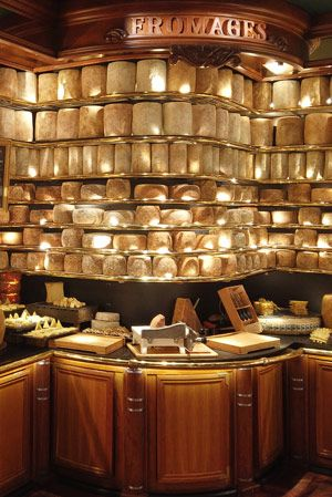 Le plus grand plateau de fromages dans un restaurant au monde- Record Guinness