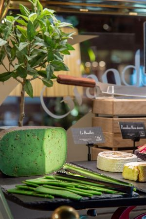 les grands buffets fromages