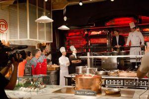 Master Chef Espagne aux Grands Buffets