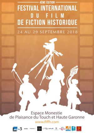 Festival International du Film de Fiction Historique 2018