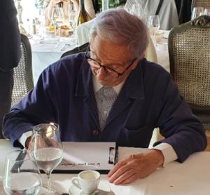 Michel Guérard aux Grands Buffets de Narbonne
