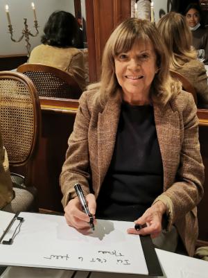 Chantal Goya aux Grands Buffets