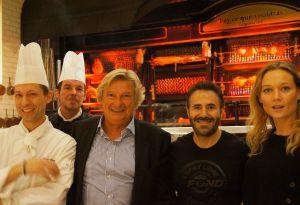 José Garcia aux Grands buffets
