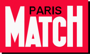 Le magazine Paris Match aux Grands Buffets