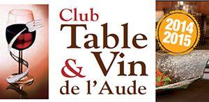 Club Table et vin de l'aude