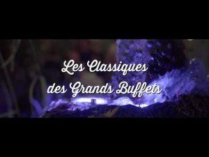La nuit dans les jardins des Grands Buffets ...
