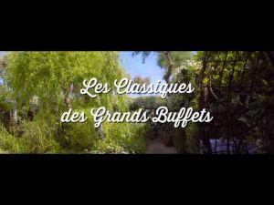 Le jardin fleuri des Grands Buffets