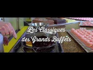L'atelier de Pâtissier des Grands Buffets