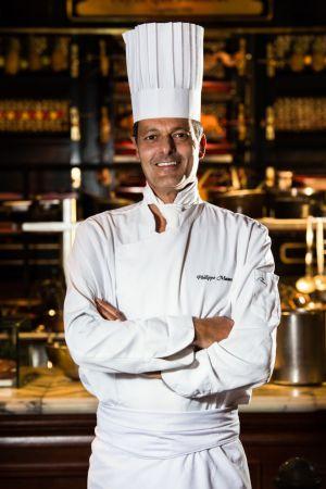 Philippe Munoz le chef cuisinier des Grands Buffets