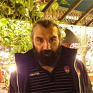 Sebastien Chabal aux Grands Buffets